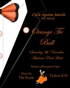 Orange Tie Ball 2019 – Cycle Against Suicide