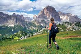 Trek The Dolomites 2021